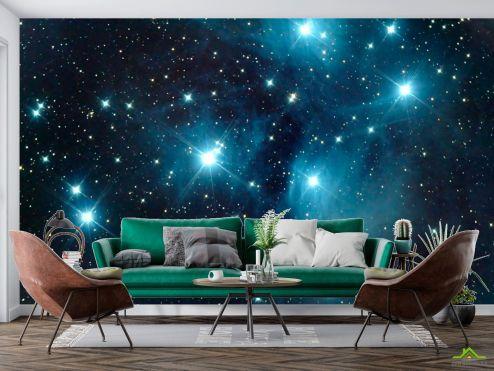Космос Фотообои Сияние звезд