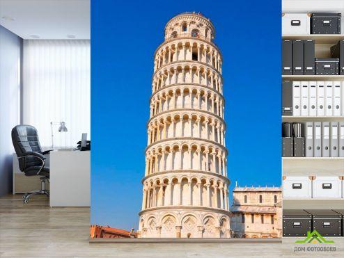 Каталог фотообоев Фотообои Пизанская башня