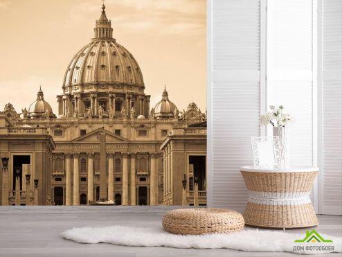 обои Архитектура Фотообои Ватикан