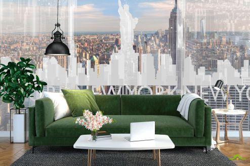 Фотообои Город по выгодной цене Фотообои Современный Нью Йорк
