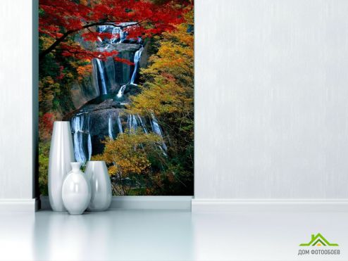 обои Природа Фотообои Скалы, вода