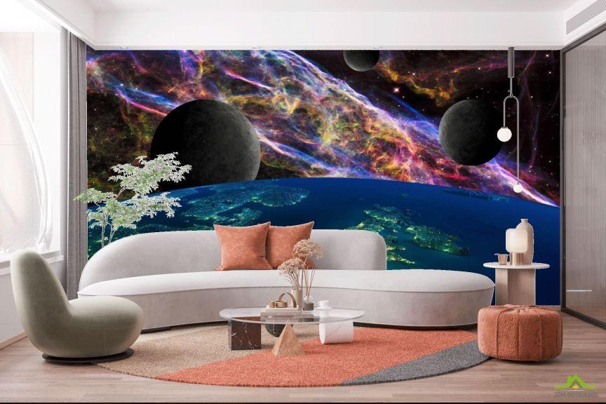 Фотообои Космос и планеты