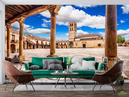 Дворцы и соборы Фотообои Плаза Майор