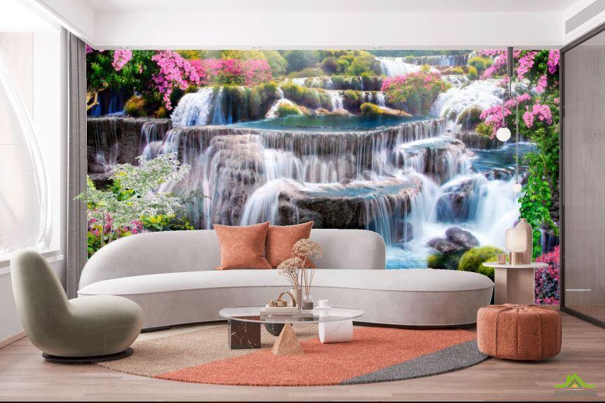 Фотообои Водопад