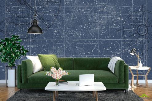Космос Фотообои Созвездия