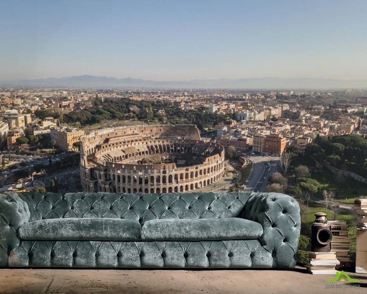 Фотообои Колизей