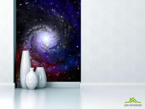 обои Космос Фотообои Млечный путь