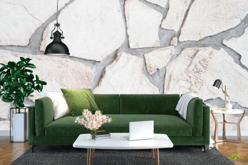 Каменная стена Фотообои Стена камень