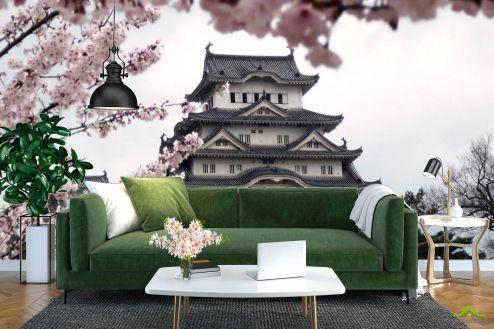по стилю Фотообои Японская пагода