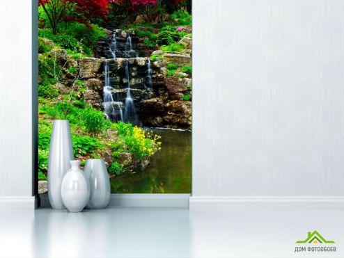 Водопад Фотообои Водопад купить