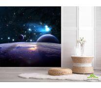 Фотообои Земля из космоса и планеты