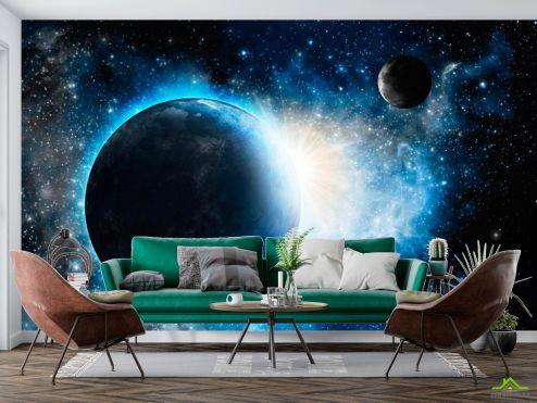 Космос Фотообои Планета Нептун