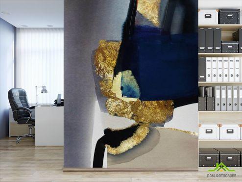 обои Мрамор Фотообои Текстура камня в разрезе