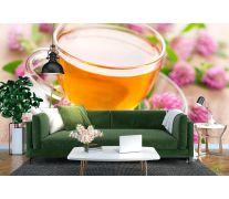 Фотообои Чай, клевер
