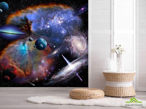 обои Космос Фотообои галактики