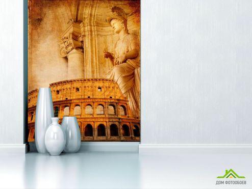 обои Винтаж Фотообои Колизей