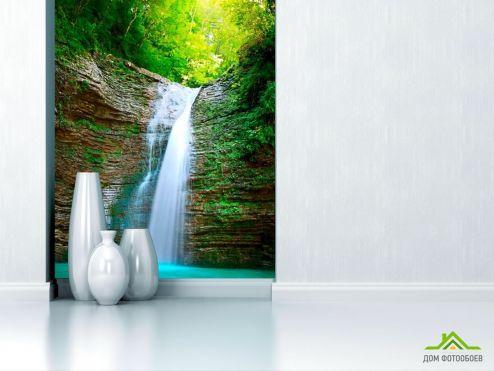 обои Природа Фотообои Водопад, вода