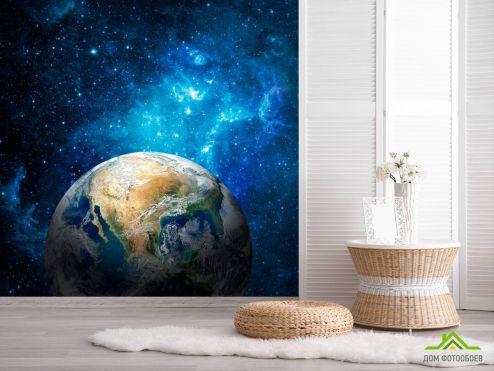 обои Космос Фотообои Земля
