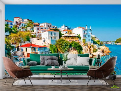 Каталог фотообоев Фотообои Греция