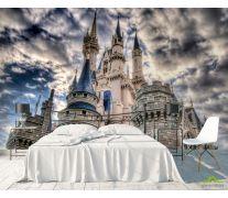 Фотообои Облачный замок
