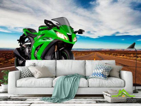 обои Мотоциклы Фотообои Мото