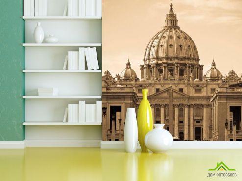 обои Рим Фотообои Ватикан