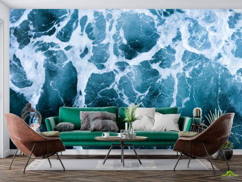 Фотообои Море по выгодной цене Фотообои Морская  пенна