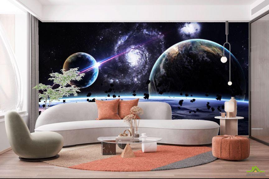 Фотообои метеориты