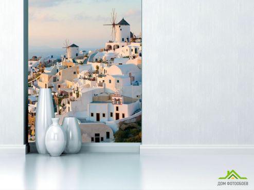 обои Старый город Фотообои Греция