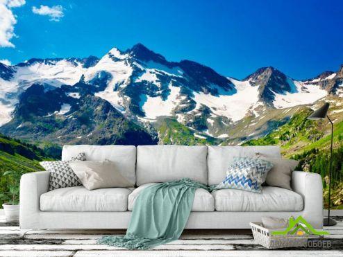 Горы Фотообои Песня в горах