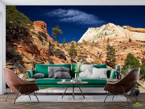 Фотообои Природа по выгодной цене Фотообои Дорога, горы
