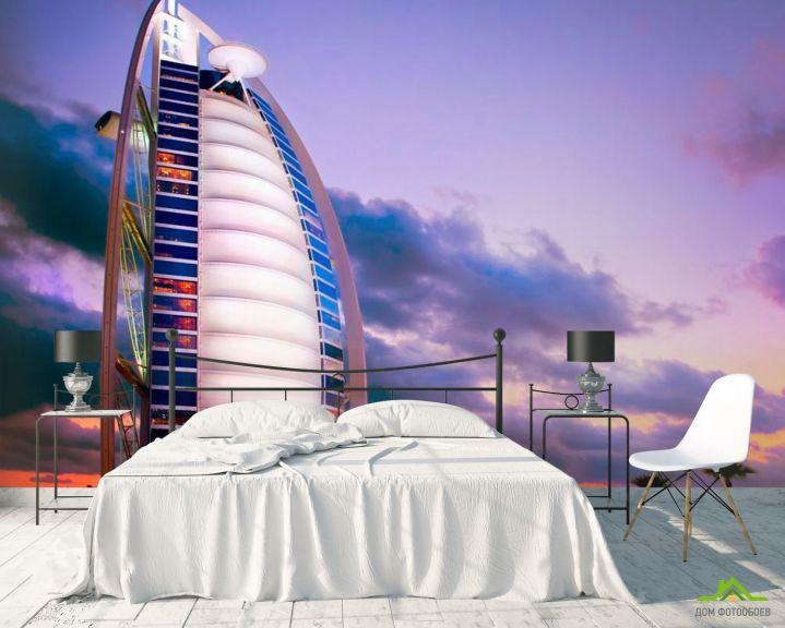Фотообои Отель парус, Дубаи