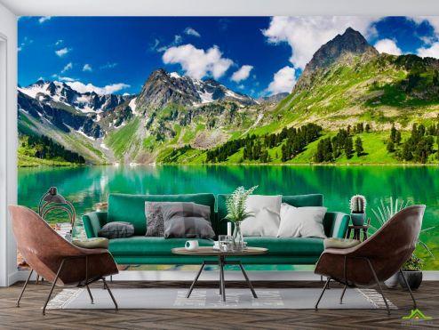 Природа Фотообои Сказочные горы купить