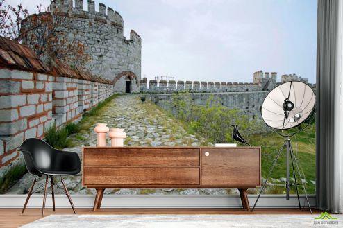 Архитектура Фотообои Заброшенный замок