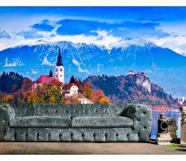 Фотообои Царство в горах