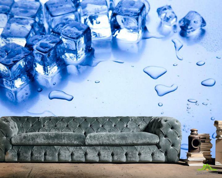 Фотообои Лёд