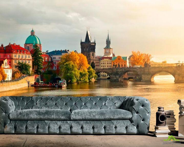 Фотообои Прага, Карлов мост