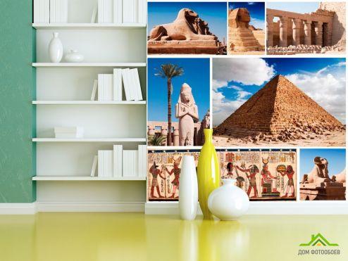 Фотообои Архитектура по выгодной цене Фотообои Египет