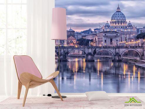 обои Старый город Фотообои Рим