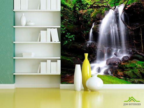 Водопад Фотообои Водный бриз  купить
