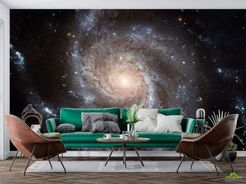Космос Фотообои Млечный путь
