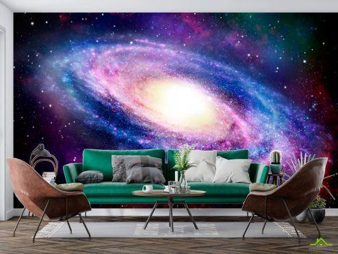 Космос Фотообои Галактика купить