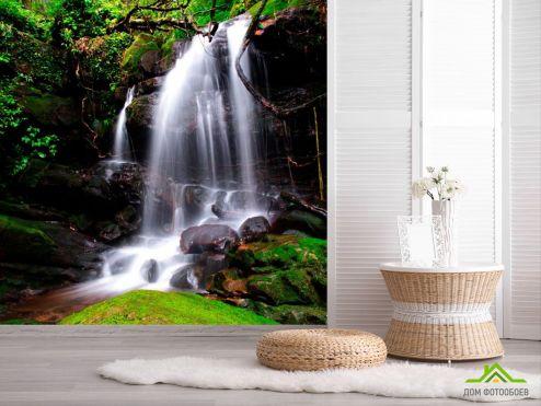 обои Природа Фотообои Водный бриз