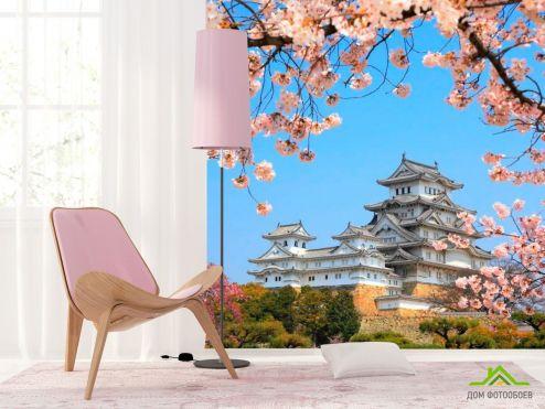 Фотообои Архитектура по выгодной цене Фотообои Япония