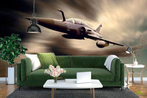 Самолеты Фотообои Истребитель в небе купить