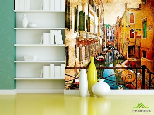 Фотообои Венеция по выгодной цене Фотообои Венеция