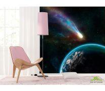 Фотообои Комета