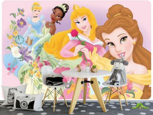 Принцессы Фотообои Четыре принцессы