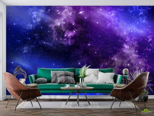 Фотообои Звездный космос купить