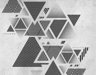 Фотообои геометрия  в Луцке